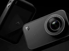 xiaomi mijia 4k action camera
