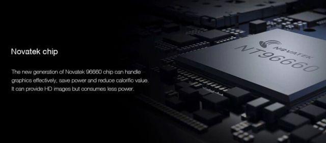 chipset elephone rexso 4k