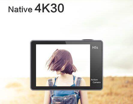 video eken h5s 4k 30fps