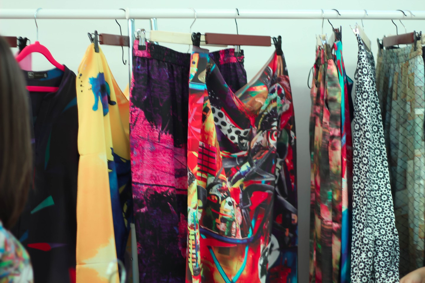 Artteca Sample Clothing Pieces