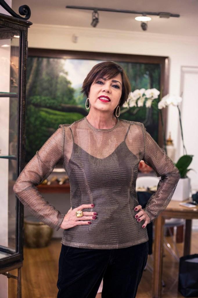 fashion-blogger-chuky-reyna-asilio-gold-mesh-top
