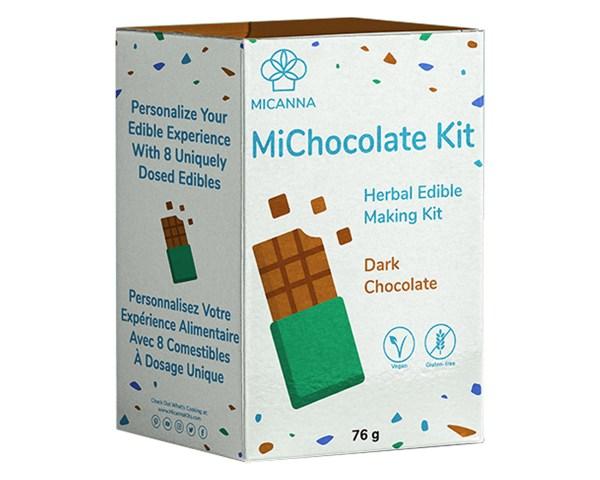 Micanna Chocolate Cannabis Edibles Kit
