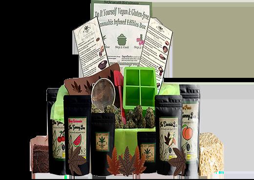 Micanna Cannabis Edibles Kit