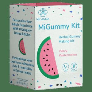 Micanna Weed Edibles Kit