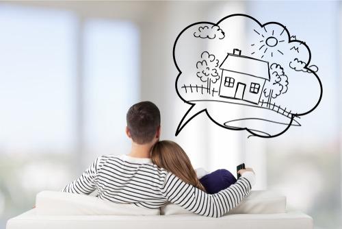 Asunnon ostaminen mielessä