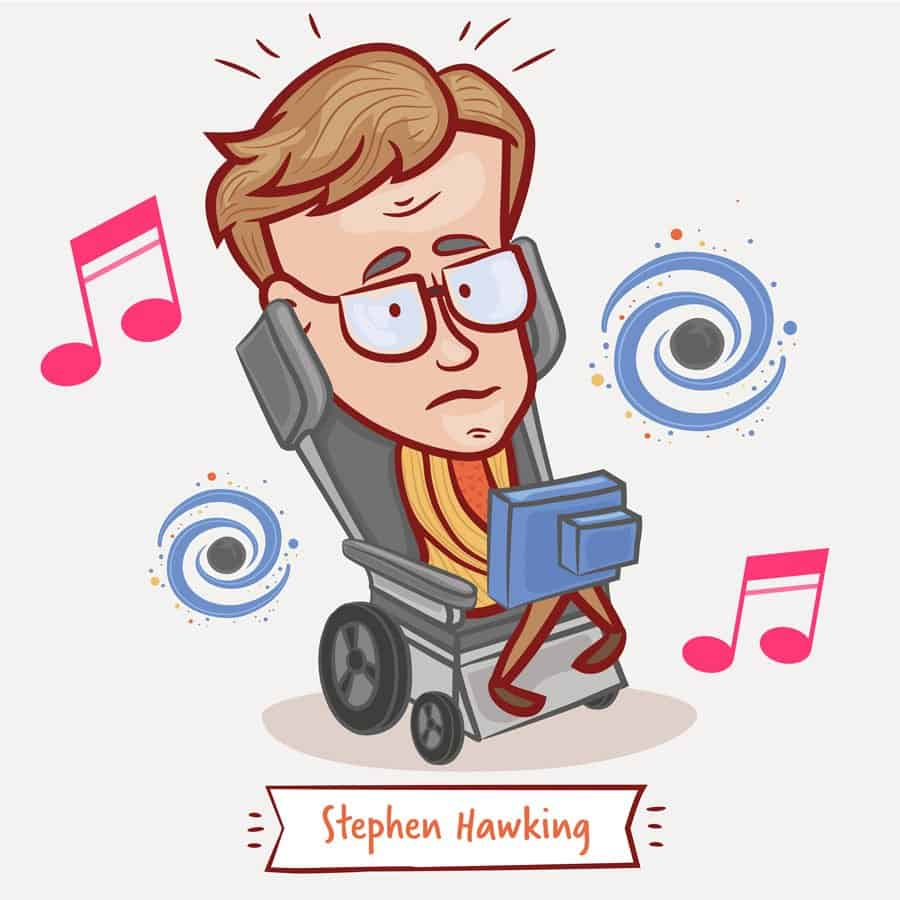 escuchar la música clásica 2 Stephen hawking