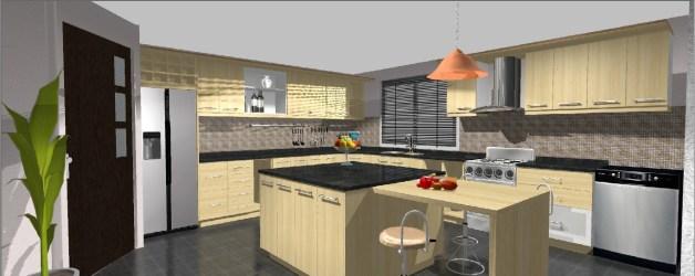 Cocina proyecto