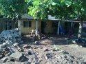Estuvimos en la colonia Dante Delgado de Hueyapan de Ocampo