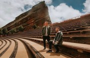 ODESZA's  'A Moment Apart' Tour at Red Rocks Amphitheater