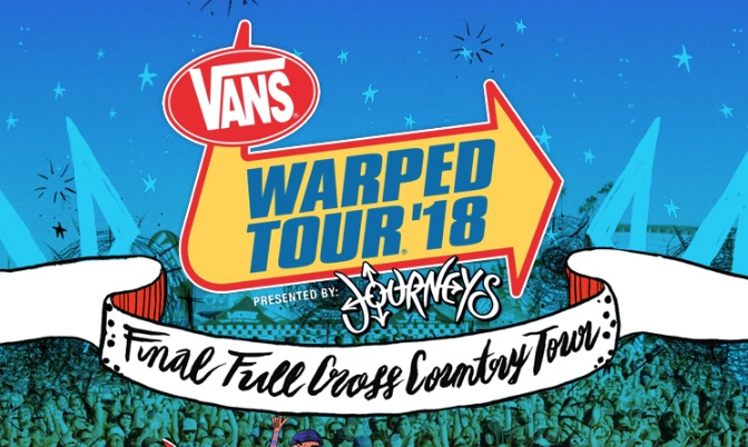 """Five Must See Bands at the """"Final"""" Vans Warped Tour"""