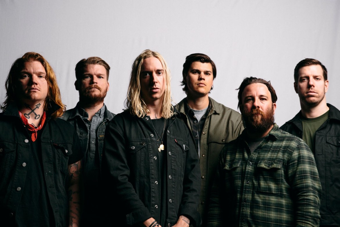 Underøath announce 'Erase Me' tour with Dance Gavin Dance & The Plot in You