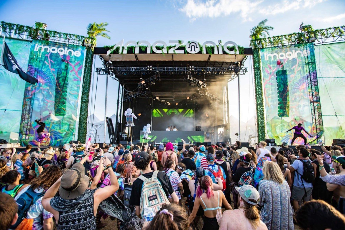 Dive Into This Year's Imagine Music Festival