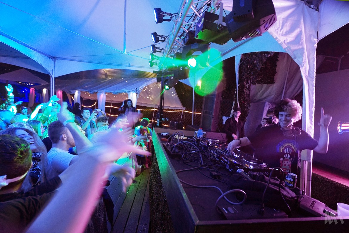 Wubaholics Presents Dub Wub: Tallahassee's First All Day Music Festival