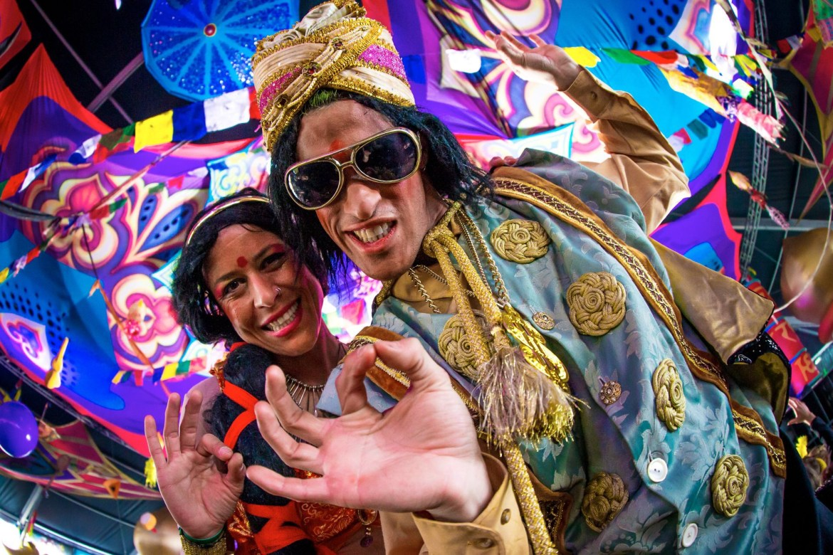 Elrow Brings Bollywood Flavor to NYC