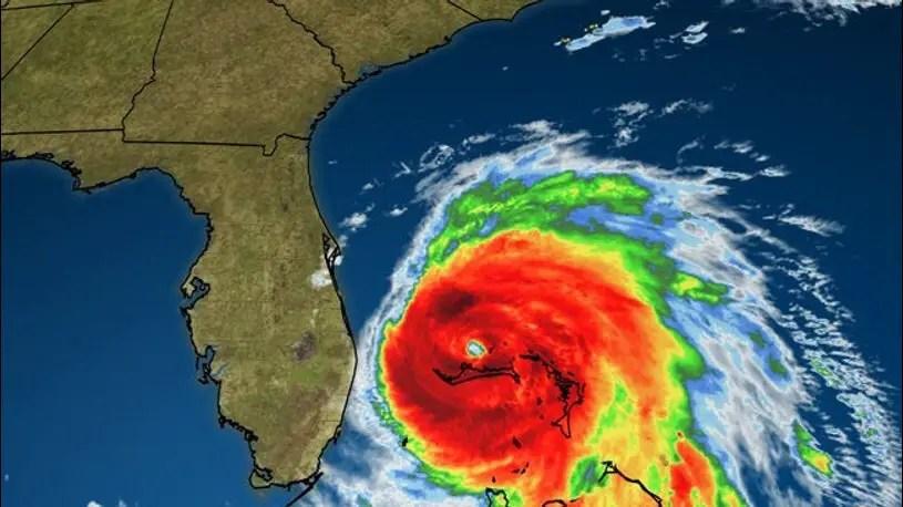 Jamming Our Way Through Hurricane Dorian