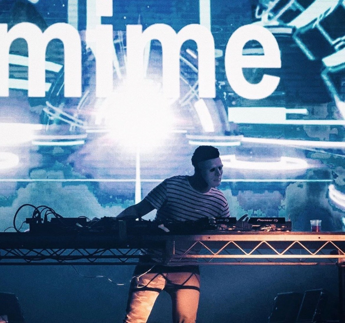 Electric Zoo Exclusive Interview: MIME