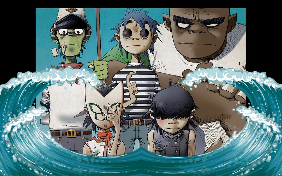 Some Kind of Nature: Ten Years with Plastic Beach
