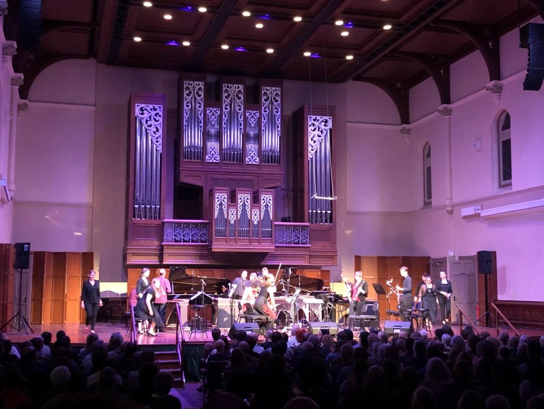 Hope for Hard Times – Music for 18 Musicians at the RCC Fringe