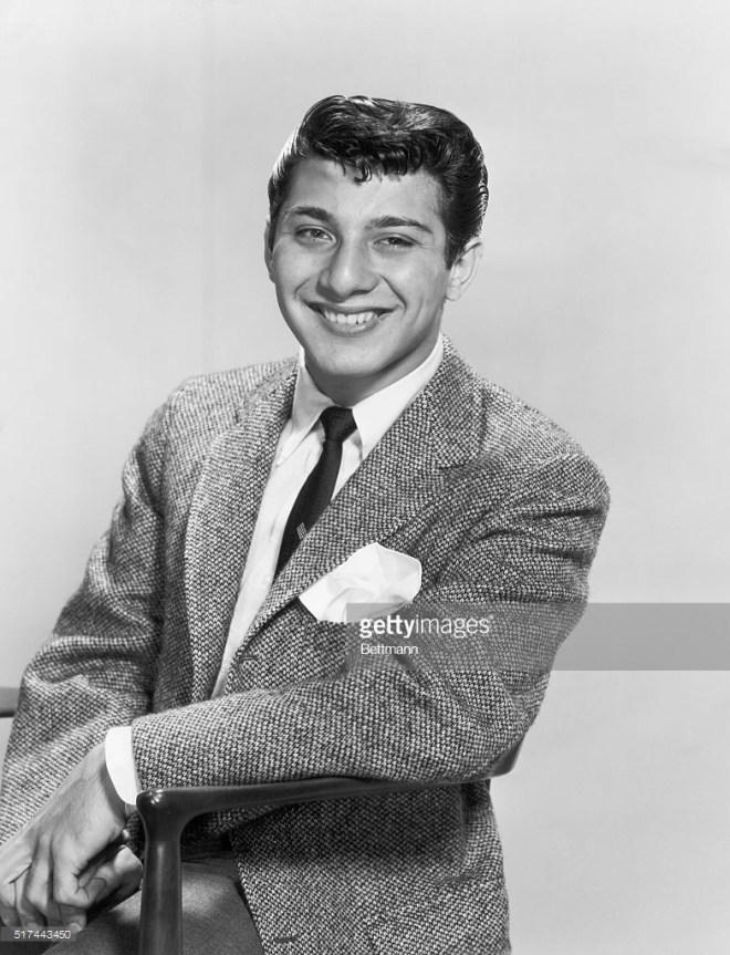 Paul Anka during the height of his career