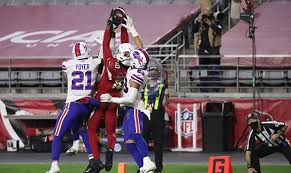 DeAndre Hopkins' Hail Mary TD catch wins game for Cardinals vs. Bills