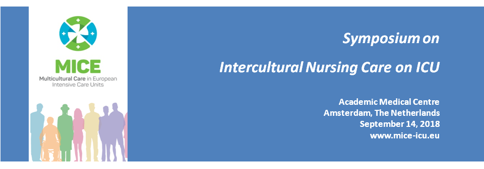 (English) Symposium on Intercultural Nursing Care in ICU