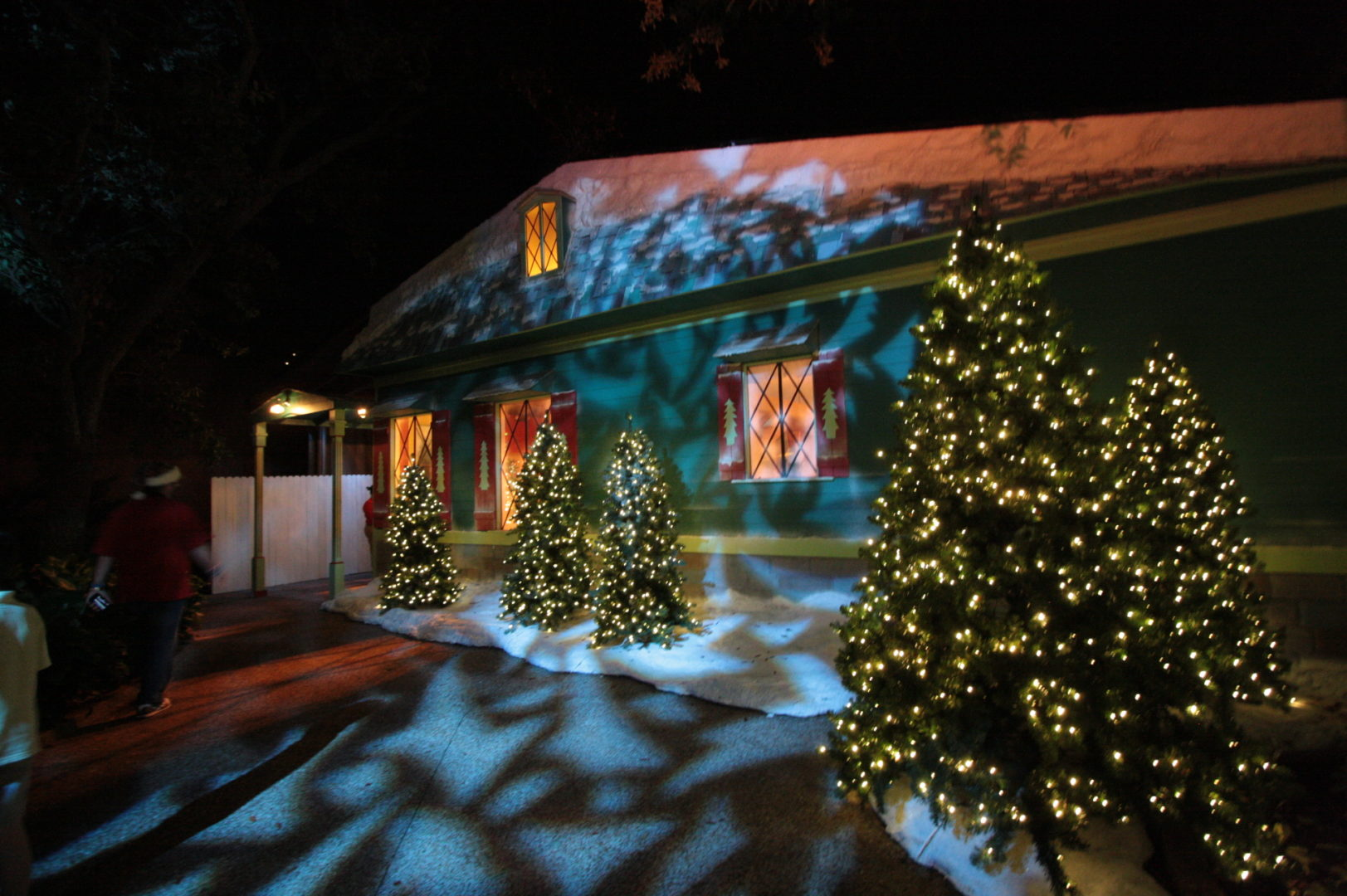 Christmas Town At Busch Gardens Delivers