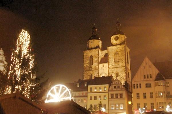 Weihnachtsmarkt Wittenberg 6.12.08