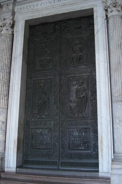 Basilika San Pietro in Rom