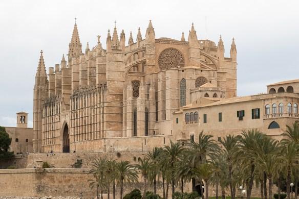 Catedral de Mallorca, Kathedrale von Palma, Mallorca