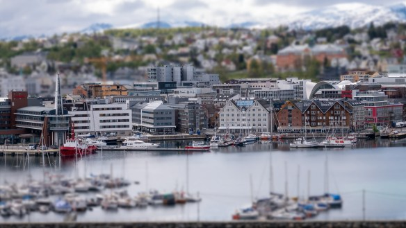 Tromsø, Norway (Miniature Scene)