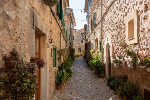 Valdemossa, Mallorca, Spain