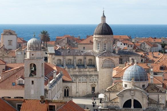 """Dubrovnik """"Perle der Adria"""", Kroatien"""