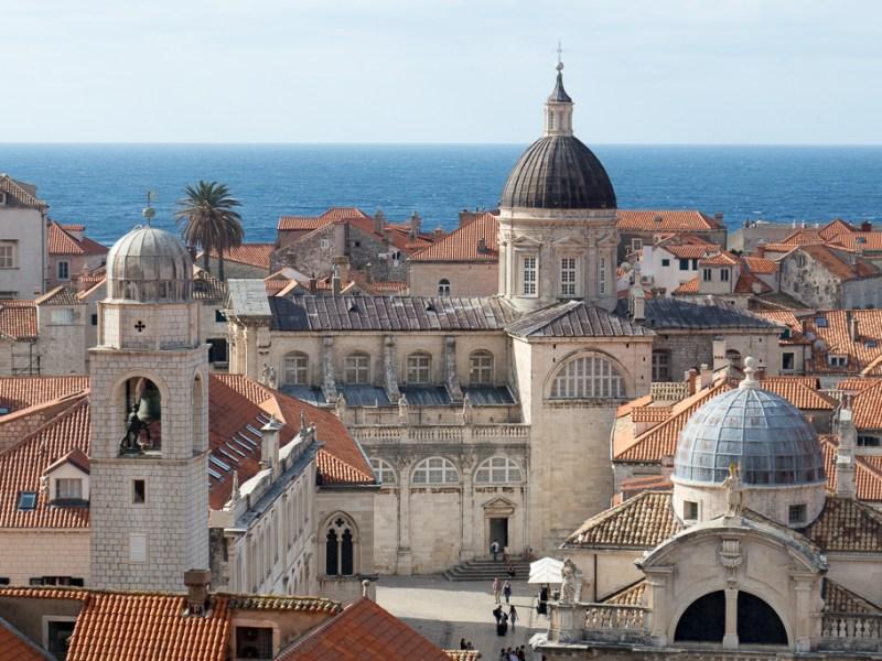 "Dubrovnik (Ragusa) ""Perle der Adria"", Kroatien"