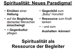 Meditation neues Paradigma