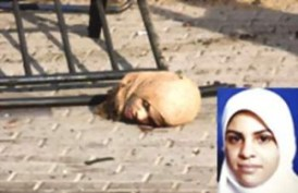 Ehrenmord: Der jungen Frau wurde lebendigen Leibes der Kopf abgeschnitten