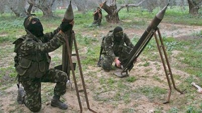 Hamasraketen