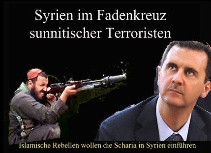 Syrien im Fadenkreuz des Terrors