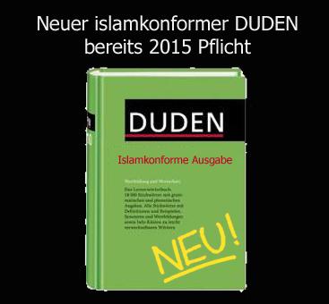 Duden islamkonform