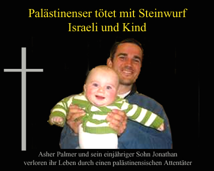 Mord an Israelis