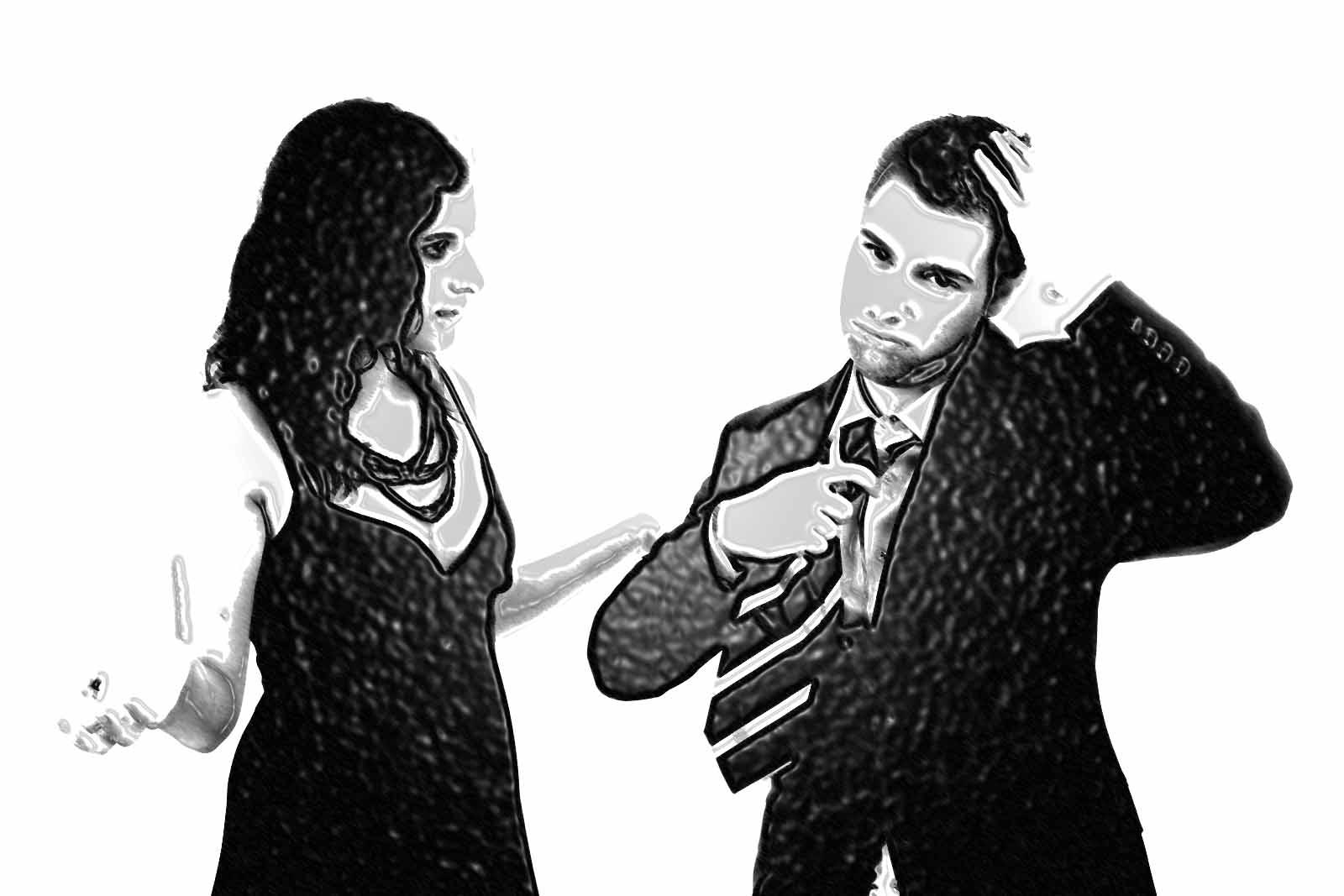 Warum beleidigen männer einen in dating seiten