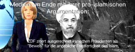 ZDF+Iran