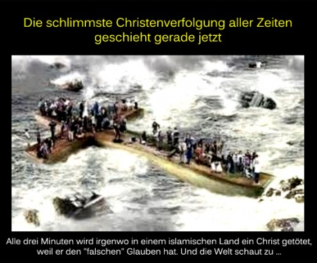 Christenverfolgung durch Islam