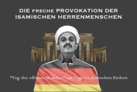 Afbeeldingsresultaat voor tag der offenen moschee cartoon