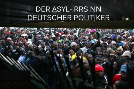 Asyl-Irrsinn