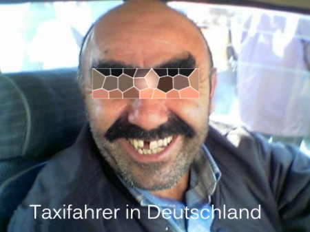 Taxifahrer in D