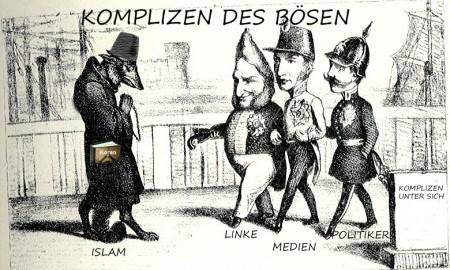 Komplizen Islamisierung