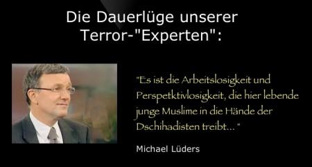 Luegen unserer Terrorexperten