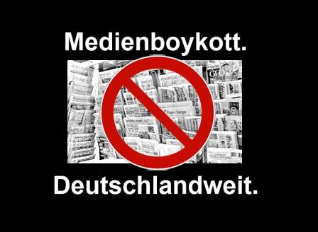 Medienboykott
