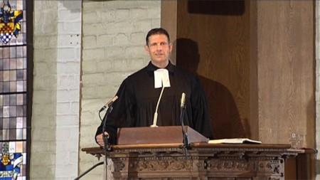 Pastor gegen Islam