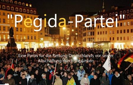 Pegida-Partei